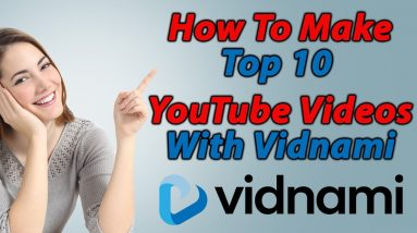 Vidnami Tutorial: How To Make A Top 10 Video For A Cash Cow Youtube Channel