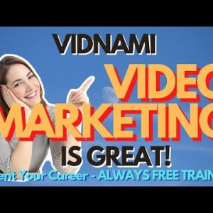Vidnami Video Marketing Is The Best YouTube Video Editor Around | CHECKOUT Bonuses