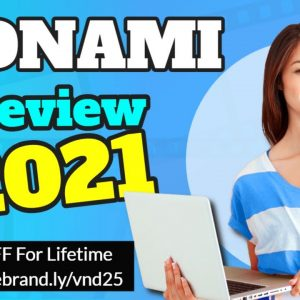 "Vidnami Review And Demo 2021 - Easy Way To Create Videos Like Professionals With ""Vidnami"""