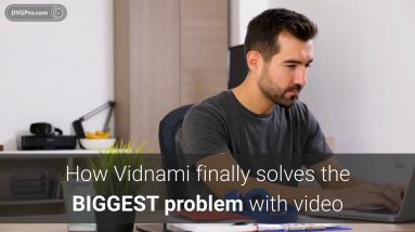 Vidnami is now the Smartest video creation app in the world