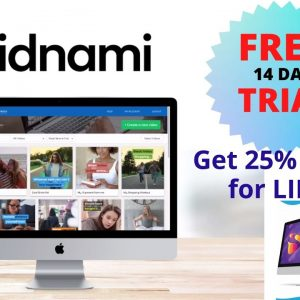 Vidnami Video Creator FREE TRIAL OFFER