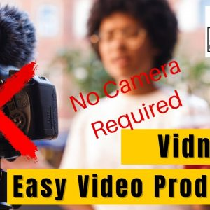 Vidnami - Easy Video Production No Camera Needed - From Affiliate Marketing Resources