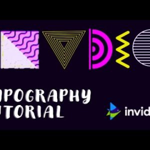 InVideo Tutorial: Everyday Experiments With InVideo: Ep. 2 (Epic Typography Video)