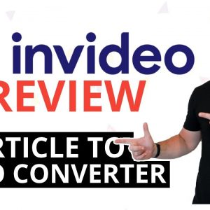 InVideo Review 2020 - Article to Video Converter Online